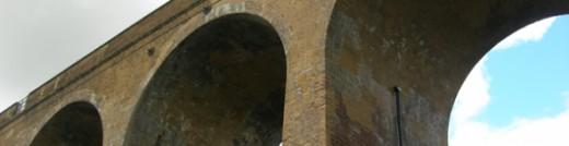 Viaduct at South Darenth, Kent