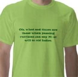 Ni T Shirt on Zazzle.com