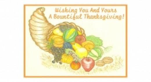 A Bountiful Thanksgiving
