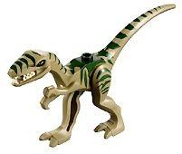 Coelophysis fromLEGO Dino Ambush Attack 5882