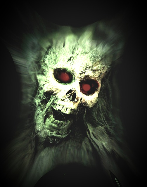Scream this Halloween