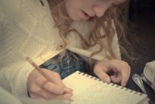 Become a better writer (Photo by Erin Kohlenburg)