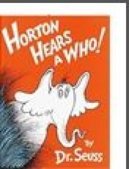 Buy Horton Hears a Who on Amazon.com