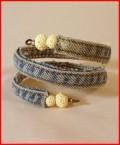 http://www.beadinggem.com/2011/10/recycled-denim-jeans-bracelet-tutorials.html