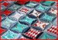 http://www.etsy.com/listing/91545667/quilt-pattern-denim-circle-rag-quilt