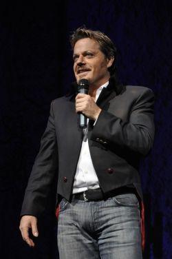 Eddie Izzard at The Lyric Theatre, 2nd December 2008