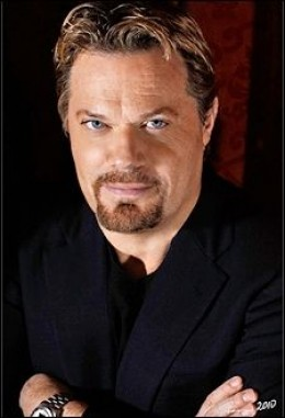 Eddie Izzard by Cambridge Jones