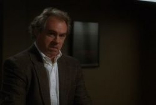 John Billingsley as Ellis Mars (The Mentalist)
