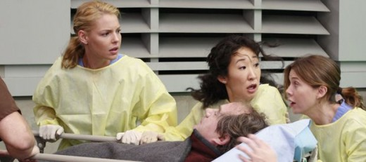 "As Jacob Nolston in ""Crash Into Me"" (Grey's Anatomy)"