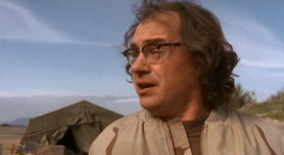 """As Simon Coombs in """"The Other Guys"""" (Stargate SG-1)"""