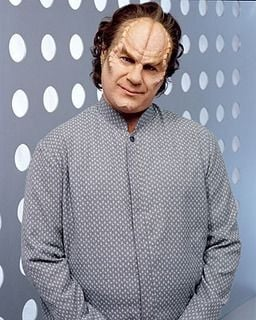 As Dr. Phlox in Enterprise