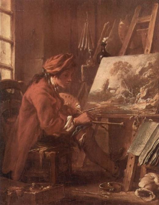 Francois Boucher-1720