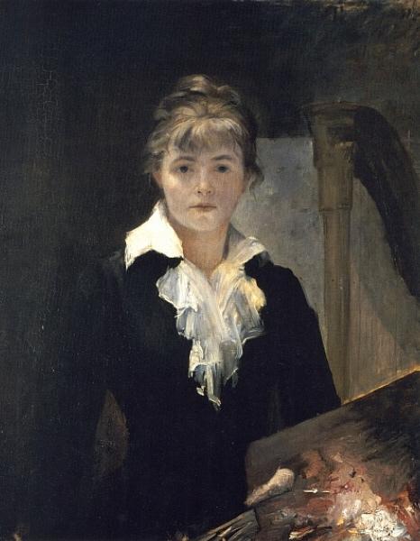 Marie Bashkirtseff-1880