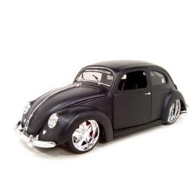 1951 VW BUG  http://diecastcar.blogspot.com/2007/12/1951-vw-volkswagen-bug-black-primered.html