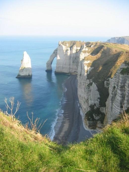 Cliffs of Normandy