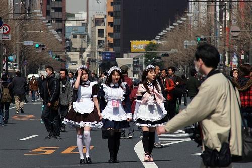 Maid in Akihabara