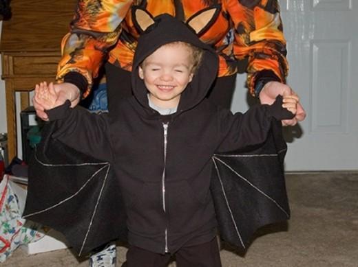 Halloween bat!  10/2005