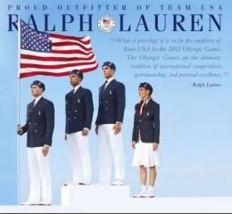 Team USA Opening Ceremonies Uniforms