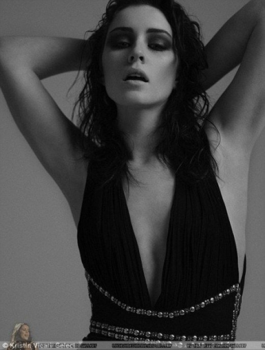 Lucie Jones Modelling Picture