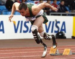 Oscar Pistorius - South African Sprinter