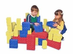 Melissa & Doug Jumbo Blocks Set