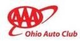 Logo for the AAA Ohio Auto Club