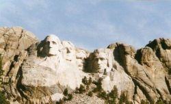 Mt Rushmore National Park Monument
