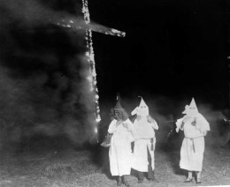 Many Local Officials, Including The Arresting Officer Were Members Of The Ku Klux Klan