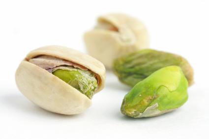 unsalted pistachios