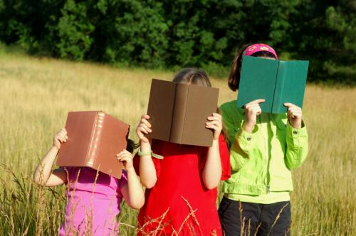 Teaching children to love reading