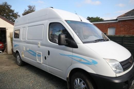Converting a Panel Van Into a Campervan / Motorcaravan | AxleAddict