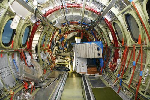Aircraft Maintenance Inspection