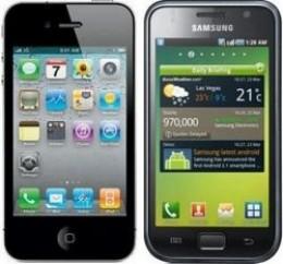 Samsung s1 vs iphone