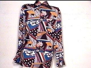 a disco shirt!