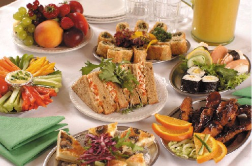 food meal