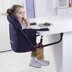 Hook on High Chairs | Clip on High Chair Attaches to Table