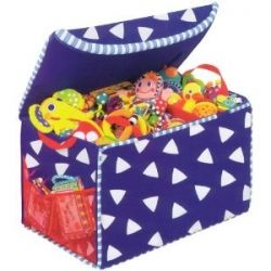 collapsible toy box for girls