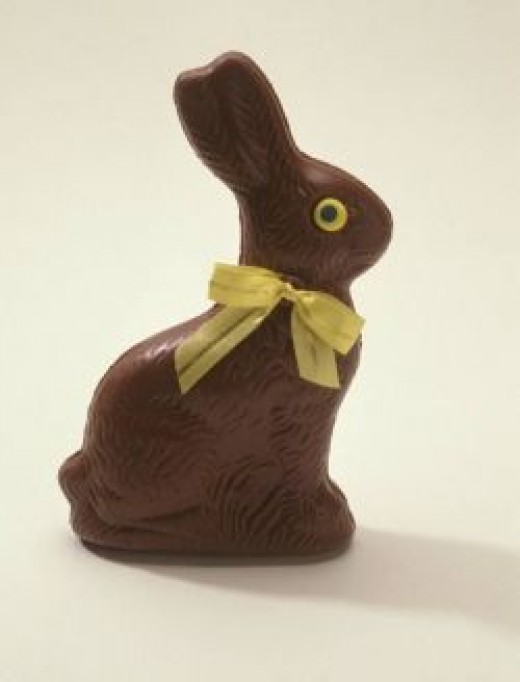 Milk Chocolate Hollow Bunny
