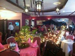 Good atmosphere, good service, good food.