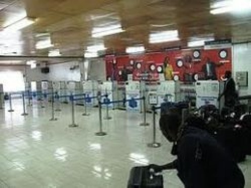 Monrovia Airport