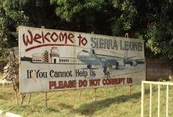 Sierra Leone; Open for Business