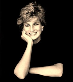 Princess Diana:  Queen of Hearts