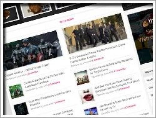 Wordpress Periodic Theme