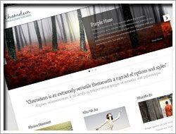 Wordpress Chameleon Theme