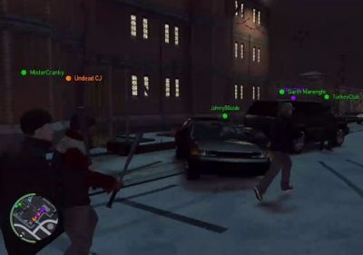 Finally, Real Multiplayer in A GTA Game