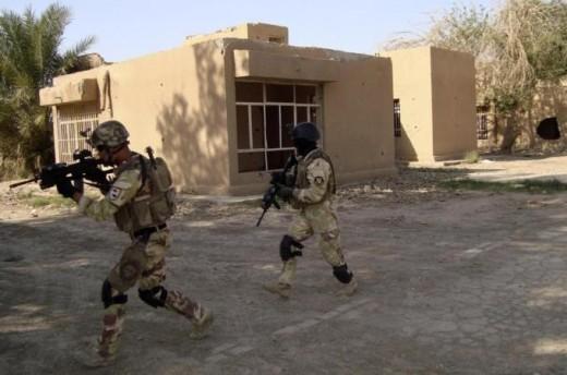 U.S Troops in Irag