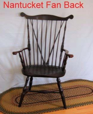 Nantucket Fan-Back Windsor Chair