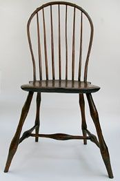 Rhode Island Bow Back Windsor Chair