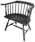 Low-Back Windsor Chair - Matthew Stein