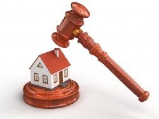 Property auction